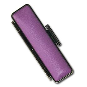 STカラーケースソフト牛・紫
